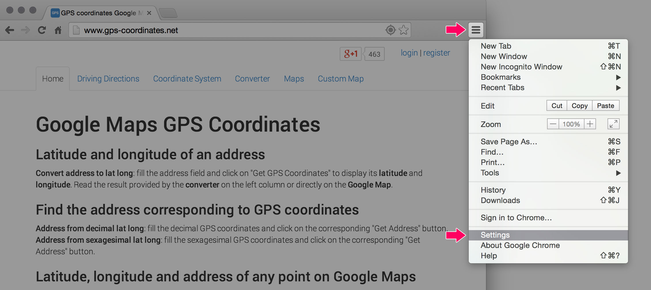 How to Enable Geolocation